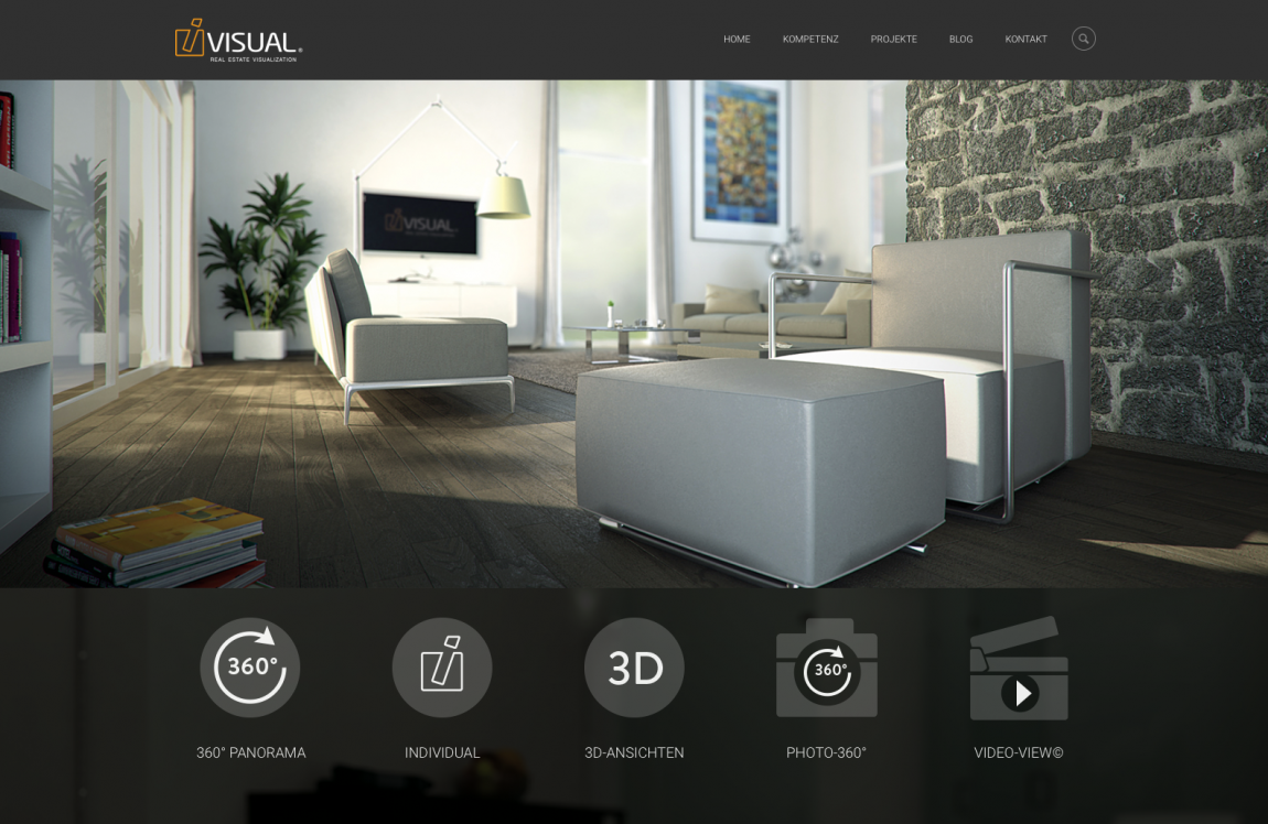 New Homepage is online! | 3D-visualisierung ...