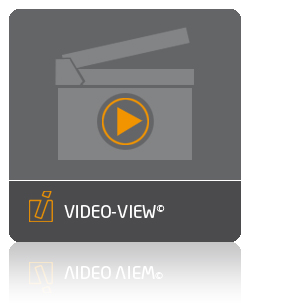 NEU: iVISUAL®-VIDEO VIEW